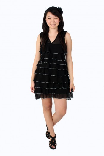 Tier Layer Dress