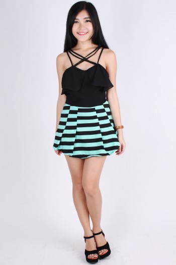 Reversible Strappy Dress