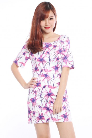 Tropic Shift Dress