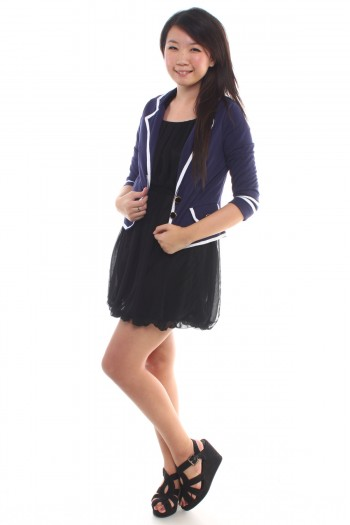 Back-to-School Blazer