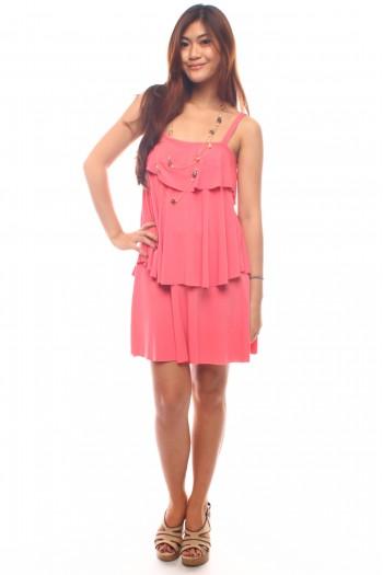 Tier Layered Dress