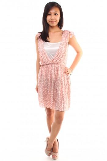 Floral Jumper Dress